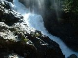 Cascata Torrente Bernina